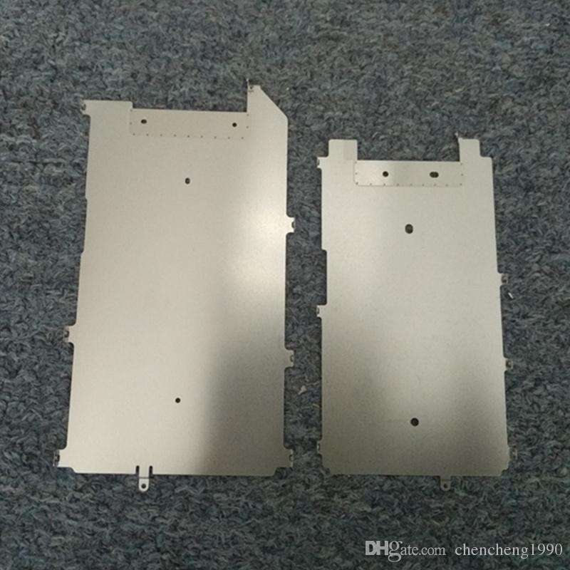new style 04898 cd143 For iPhone 6S 6s plus 4.7 5.5 Inch LCD Metal Back Plate Shield Heat Shield  Replacement Parts 100pcs/lot dhl free