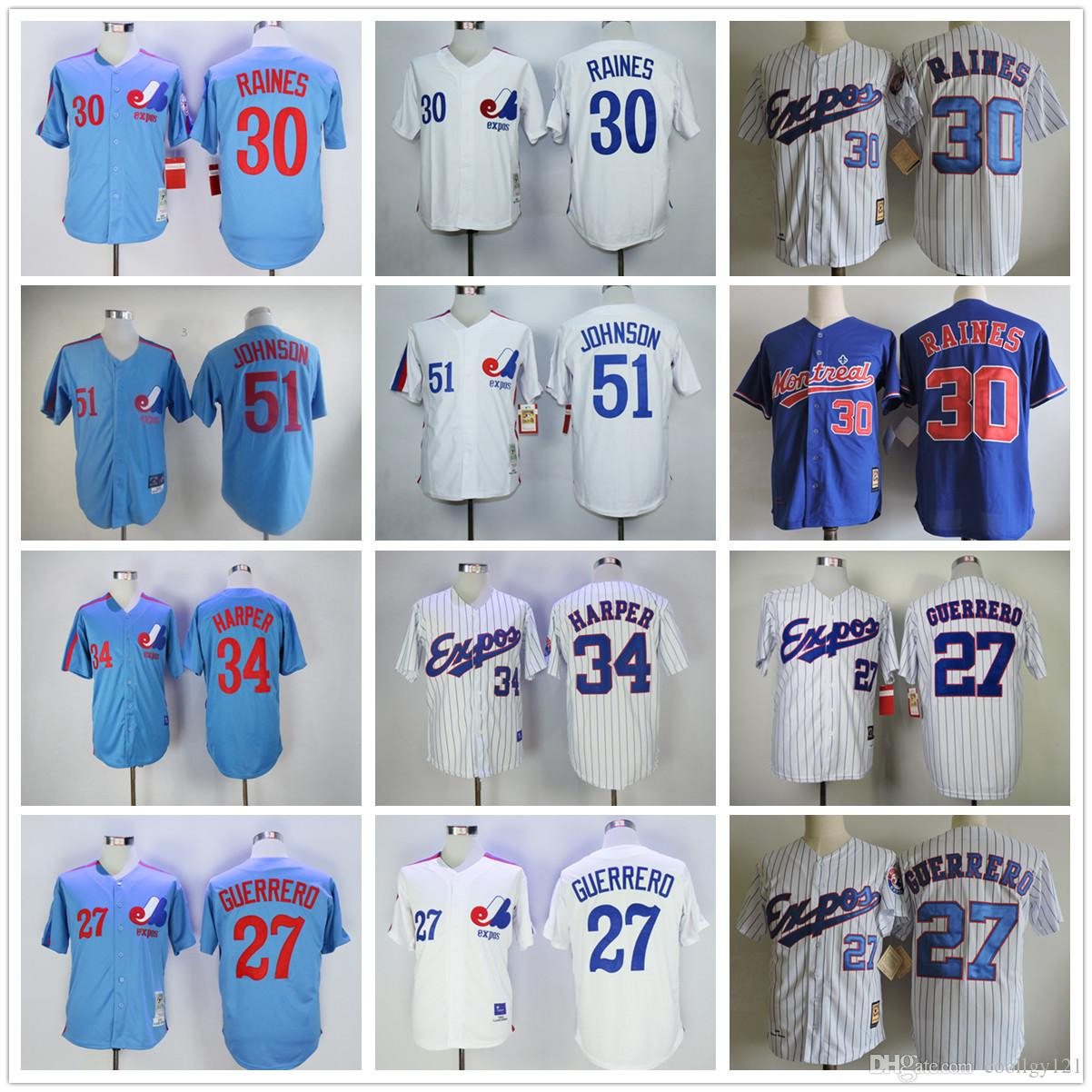 new style 890cc df7a6 clearance bryce harper throwback jersey 00378 43f29