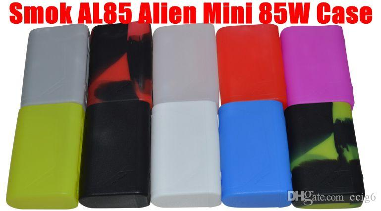 For Smok AL85 Alien Mini 85W E cig Electronic cigarette Silicone Case Skin Cover Bag Pocket Pouch Accessories Box
