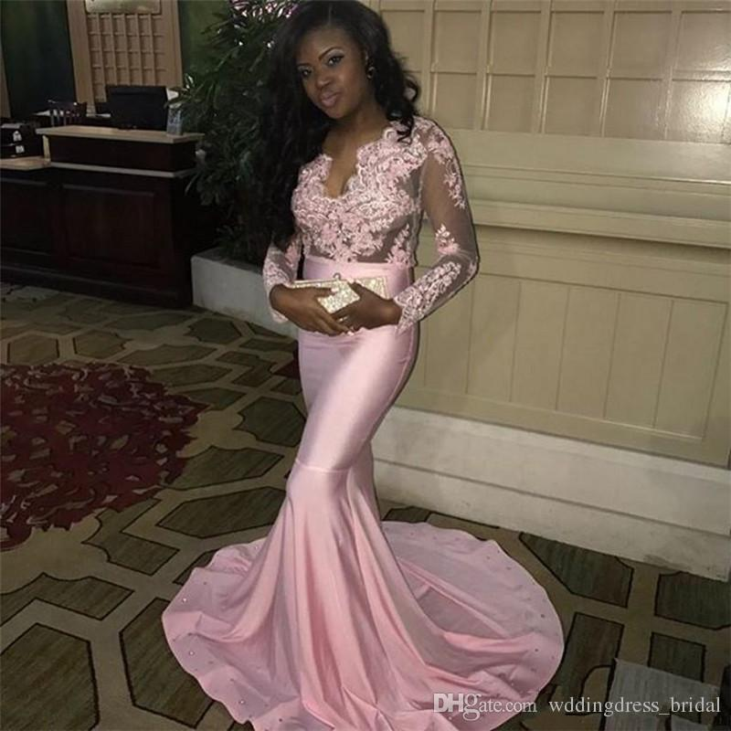 Prom dresses for black girls 2019 significa