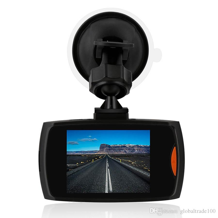 G30 Car DVR Camera Full HD 1080P CCTV With Motion Detection Night Vision G-Sensor Dash Cam Video Recorder