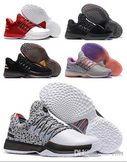 d9a2bf26bd47 New Hot Harden Vol. 1 BHM Black History Month Mens Basketball Shoes Fashion  James Harden Shoes Outdoor Sports Training Sneakers Mens Sneakers  Basketballs ...