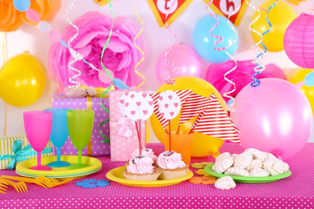 2019 Happy Birthday Party Photography Backdrop Vinyl Colorful