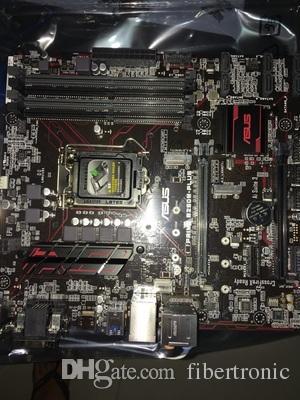 Scheda madre desktop B250 LGA1151 ASUS PRIME B250M-PLUS DDR4 HDMI DVI VGA M.2 USB 3.1 mATX M.2 Supporto scheda madre G4560 i5-6100 7500 7700