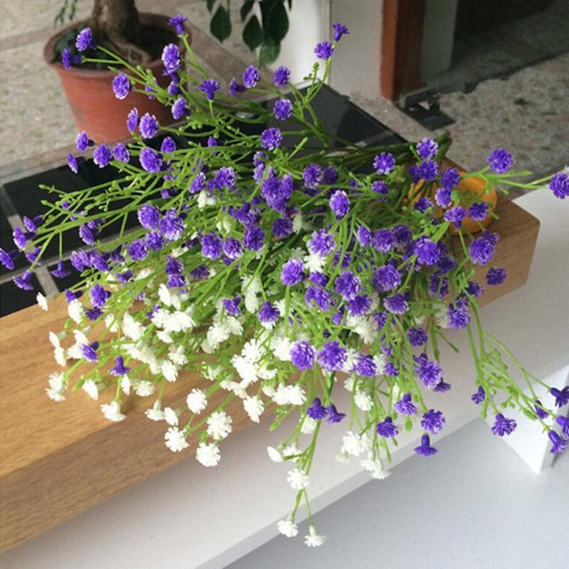 2019 Wholesale Pretty Gypsophila Babys Breath Artificial Flowers
