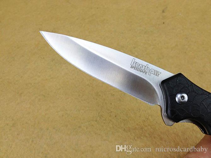 Best Value Kershaw 1830 OSO Coltello Dolce 3CR13.MOV Tasca Piegante Campeggio Strumenti Tattici Utility Outdoor Gear Coltello Strumenti EDC F980L