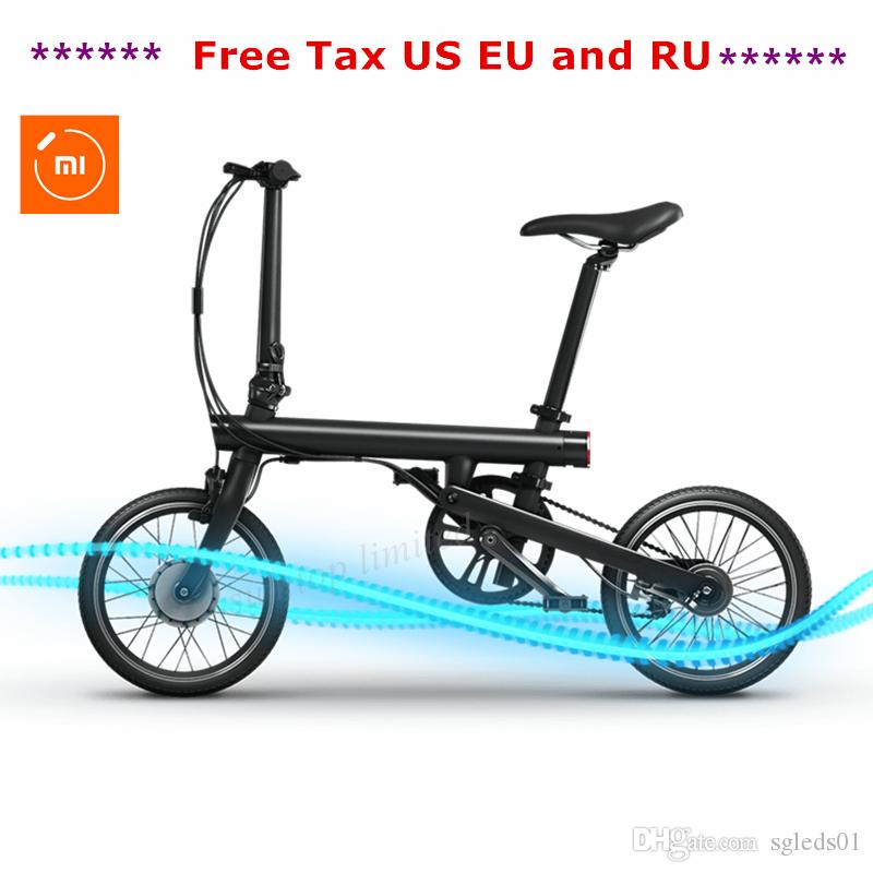 2019 original xiaomi smart electric bicycle ef1 portable. Black Bedroom Furniture Sets. Home Design Ideas
