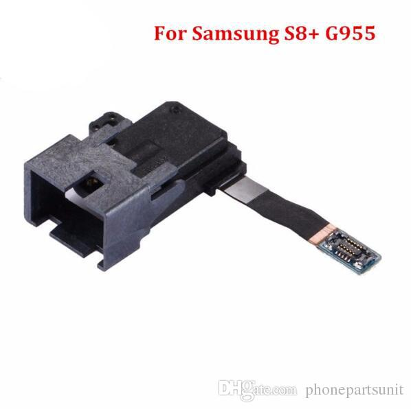 Neue Hohe Qualität Kopfhörer Kopfhörer Jack Audio Flex Kabel Ersatzteil Für Samsung S8 G950 S8 + Plus G955 Reparatur