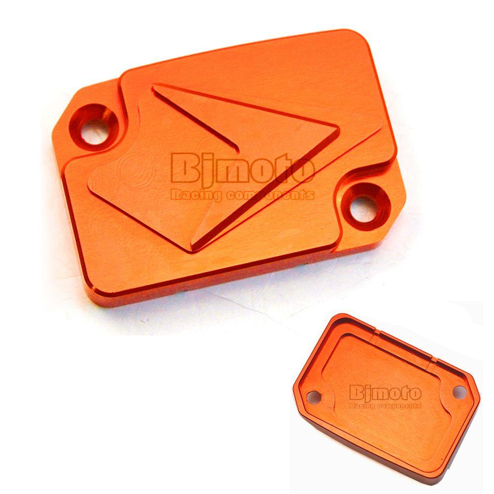 Gold Color Motorbike Front Brake Fluid Reservoir Cover Cap For Ktm