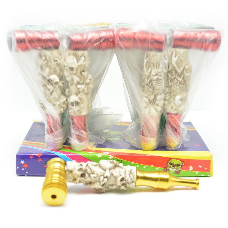 Mini pipa in metallo tabacco da fumo di nuovo arrivo offrire anche un tubo in lega di plastica di legno in quarzo di titanio in ceramica unghie Nuovo stile caldo