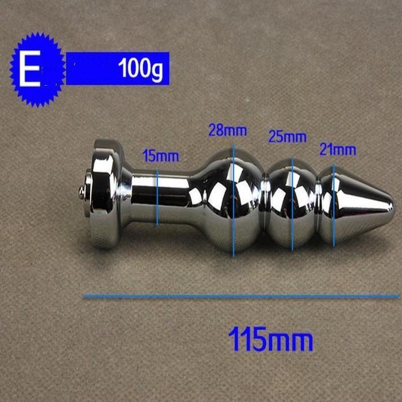 Анальные пробки анальный секс БДСМ секс игрушки электрическим током новый дизайн стали анальная пробка волна физиотерапевтическое оборудование массажер электрическим током