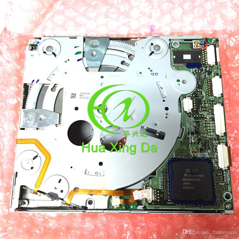 Meccanismo di cambio CD / DVD 100% nuovo Alpine 6 DZ63G050 DZ63G05A esattamente PCB Acura MDX ZDX TL TLX autoradio DVD di navigazione GPS