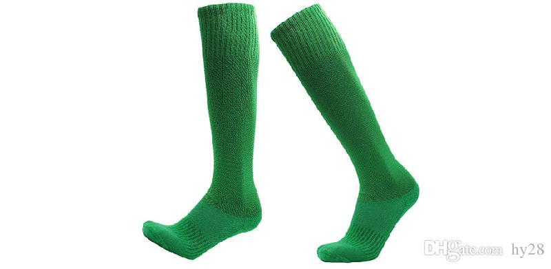 Top Quality Football Socks cotton towel bottom stockings non slip sports socks Breathable Soccer Sock for Mens basketball