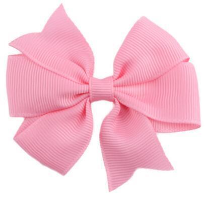 Girls Hair Bows Pin for Kids Cute Girls Children Hair Accessories Baby Hairbows Girl Flower Hair Clip