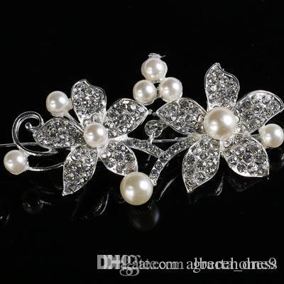 Accessori capelli da sposa copricapo da sposa di moda con corone da sposa e diademi gioielli testa strass fascia da diadema nuziale Noiva