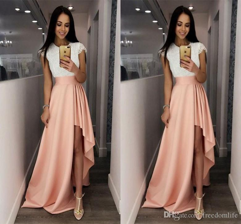 Pink Special Occasion Dress