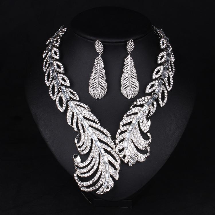 Style 123319 Diamontrigue Jewelry: 2019 High Quality Western Style Fashion Jewelry Lady