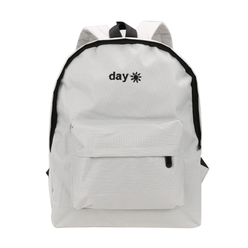 Wholesale Day Night Embroidery Backpacks 2016 Fashion Women Canvas School  Bags For Teenagers Girls Laptop Backpack Travel Bag Bolsas Mochilas  Jansport ... 29227132d5