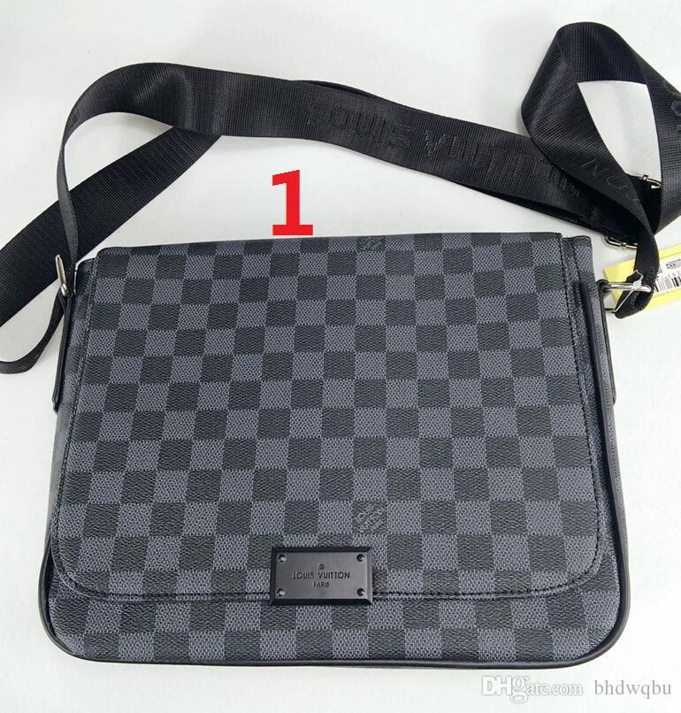 f0a0cf743158 2019 2017 Men S Vuitton Burch Marc Leather Handbag Tote Michael Louis Tory  Kate Briefcase Shoulder Bag Emporio Jacobs S Kor Spade Messenger Bag From  ...