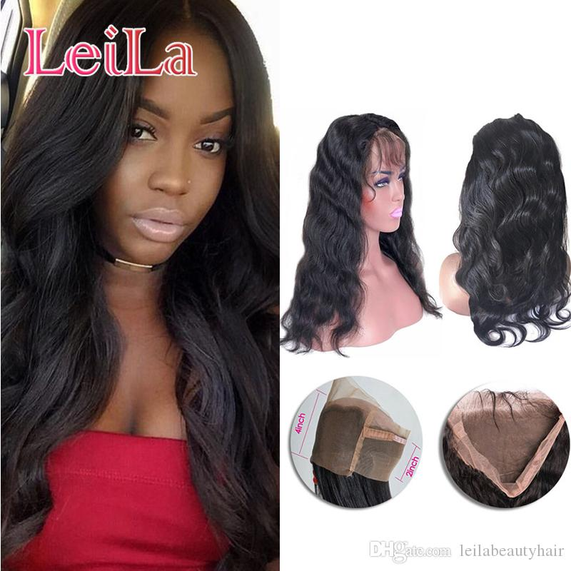Peruvian Human Hair Pre Plucked 360 Lace Frontal Body Wave Kinky Straight Natural Hairline 360 Lace Frontal Closure Hair Weave