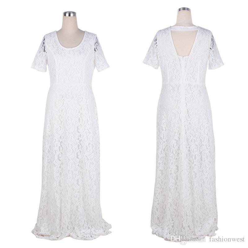 Vestidos de boda del tamaño extra grande vestido de invitado de la boda Invitado de la tarde larga fiesta de la tarde Madre formal del vestido de Bridemaid Prom formal de la tarde