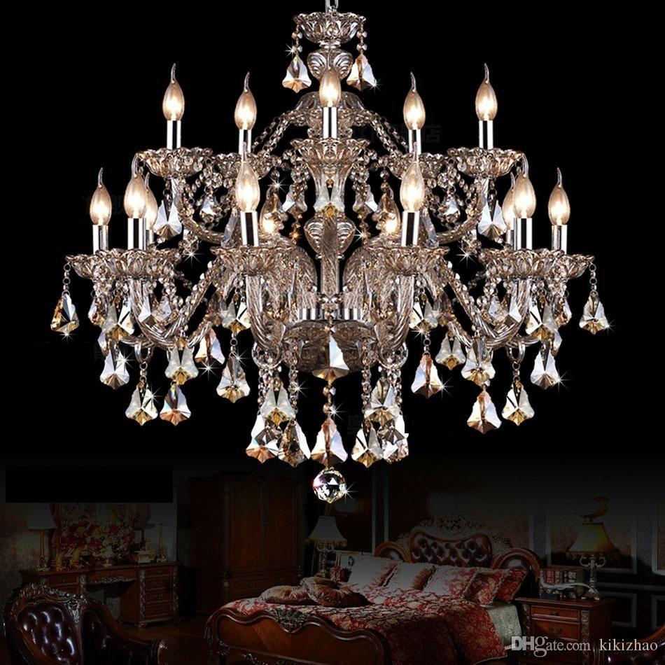 Top k9 crystal chandeliers Modern crystal Light Chandelier Lighting bedroom dining room crystal chandelier light