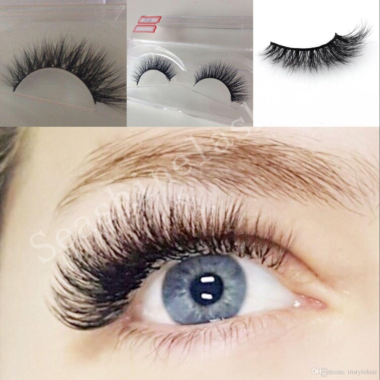 f72474d8a92 3D Mink False Eyelashes 100% Real Mink Natural Thick False Fake Eyelashes  Eye Lashes Makeup Extension Beauty Tools How To Clean False Eyelashes  Natural ...