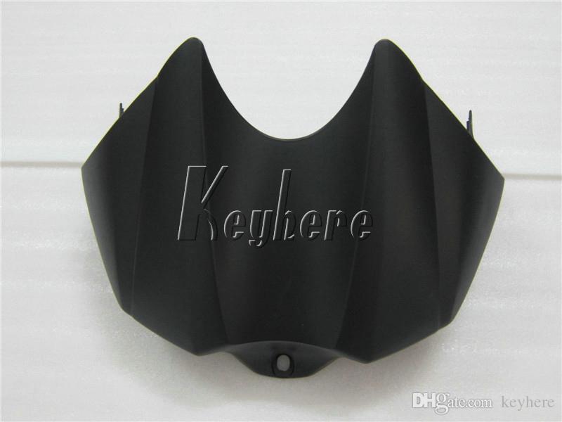 Впрыска кузова обтекатель комплект для Yamaha YZF R1 04 05 06 матовый черный обтекатели комплект YZFR1 2004 2005 2006 IT23
