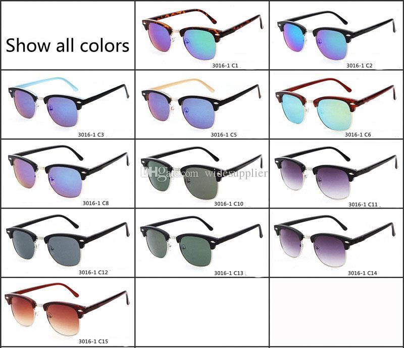 Beliebte Marke Sonnenbrille für Männer und Frauen im freien fahren Radfahren blenden Sonnenbrille Brillen Sonnenstrahlen