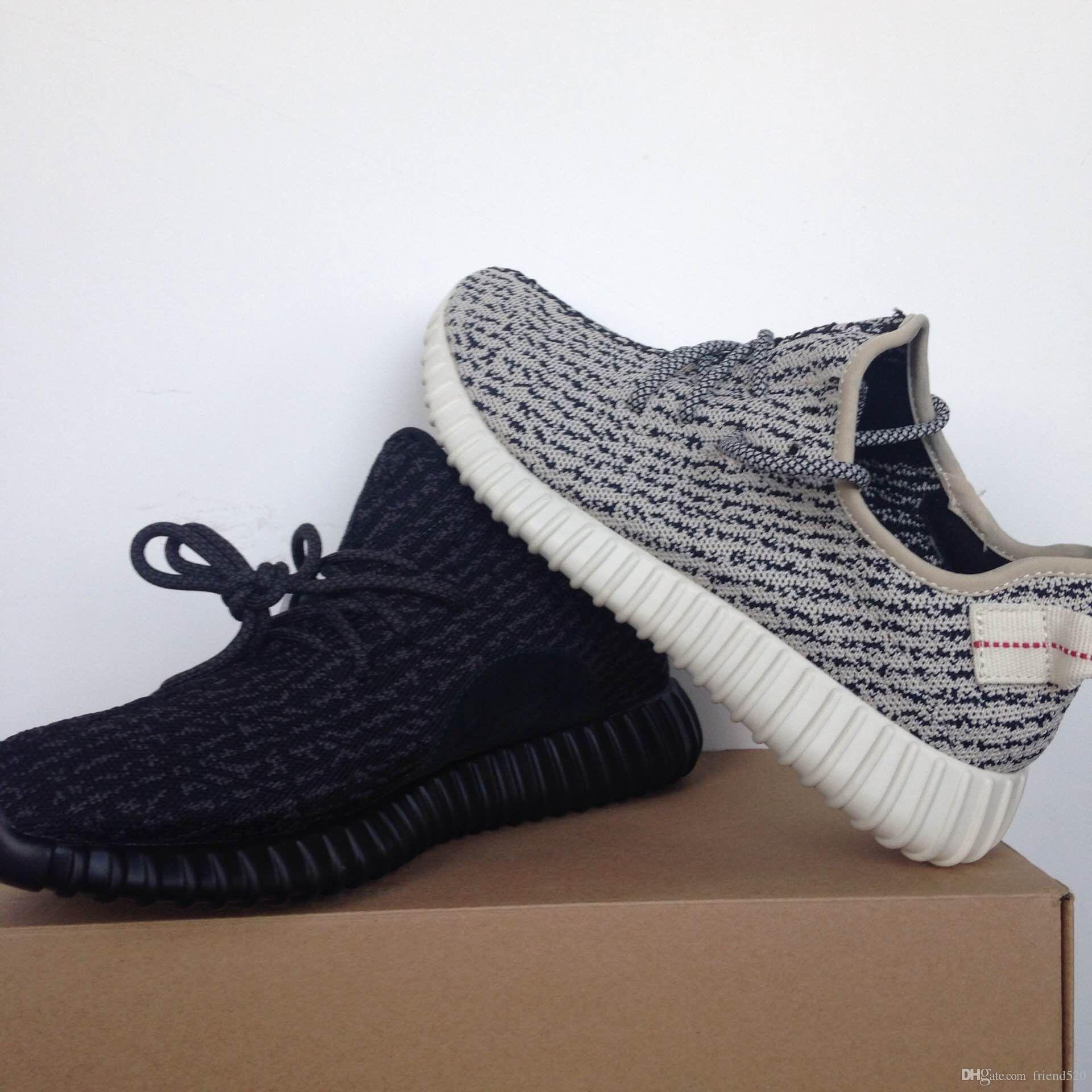 [ship With Box] Wholesale 2017 350 Shoes Pirate Black Moonrock Oxford Tan Turtle Dove Men Women Kanye West 350 Shoes clearance online amazon cheap footlocker sale with credit card 16a5n