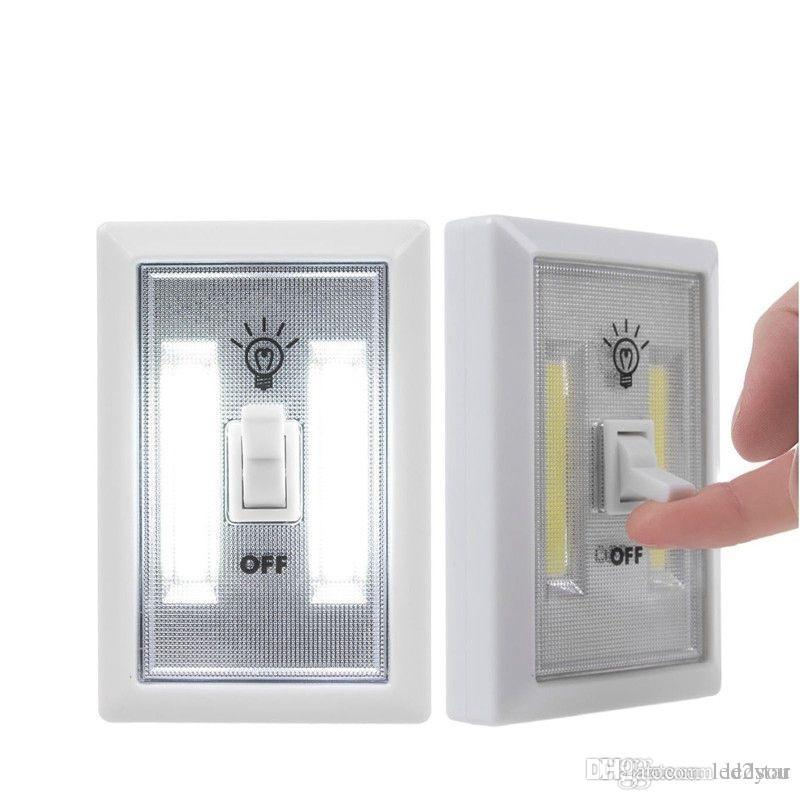 Night lights wholesaler led2you sells magnetic mini cob led cordless night lights wholesaler led2you sells magnetic mini cob led cordless light switch wall night lights battery operated kitchen cabinet garage closet camp workwithnaturefo
