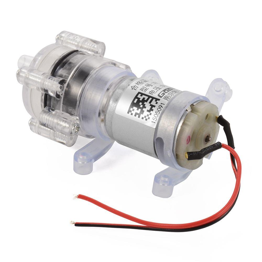Solar DC 12V Water Circulation Pump Brushless Motor Centrifugal Pump 110 C TE444