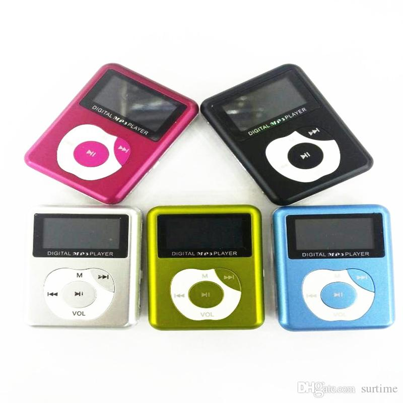 Wholesale Apple Mini Clip Mp3 Music Player With Tf Card Fm ...