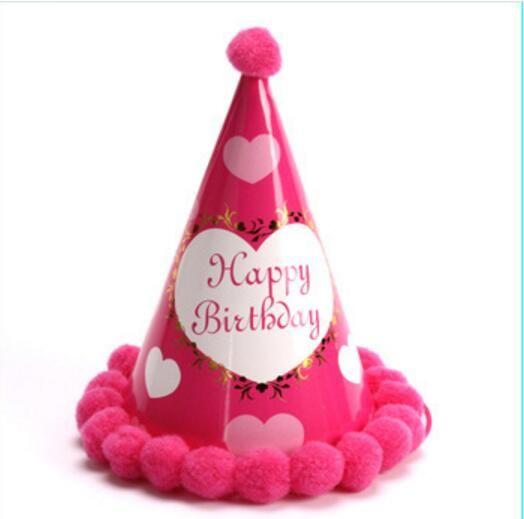 For Childrens Birthday Party Wedding Arrangement Hats 18 Cm Height