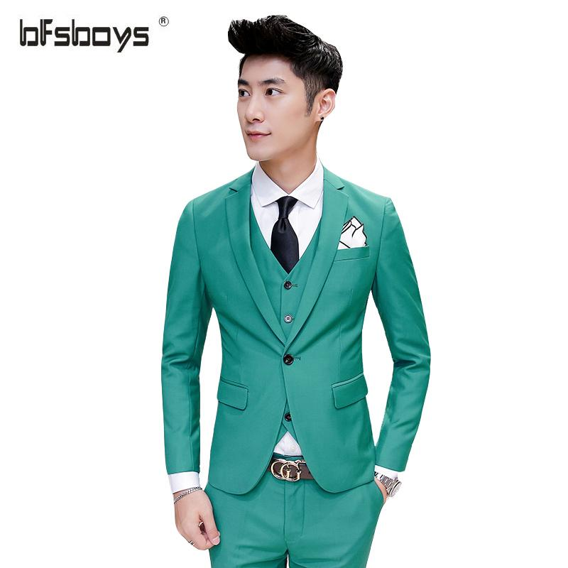 Wholesale- 2016 Classic Design Men\'s Dinner Party Prom Suits Groom ...