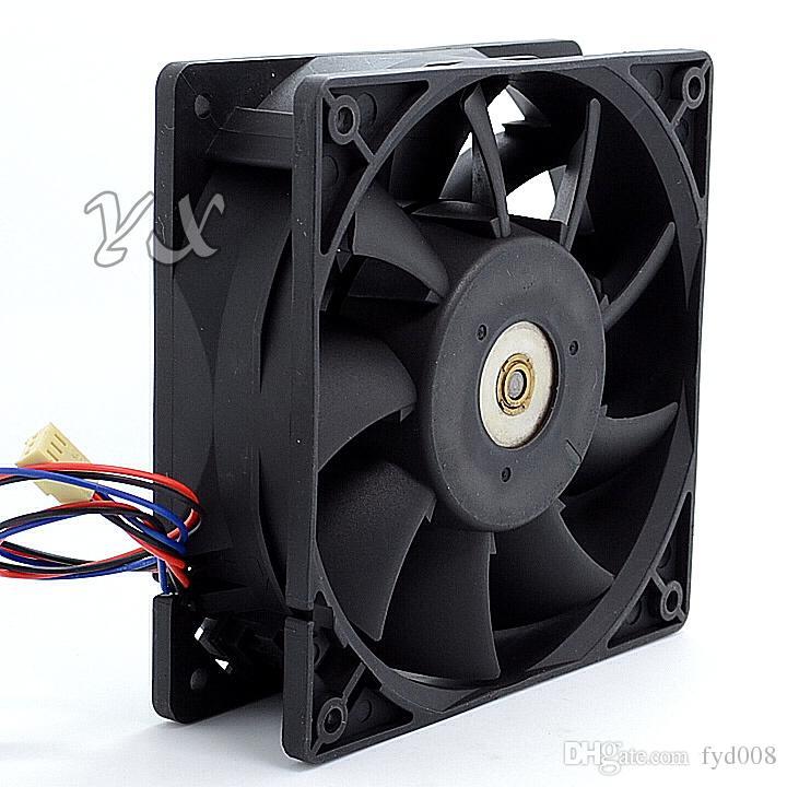 FFC1212DE 2.4A Necesita violencia con ventilador de doble bola para Delta 12012038mm