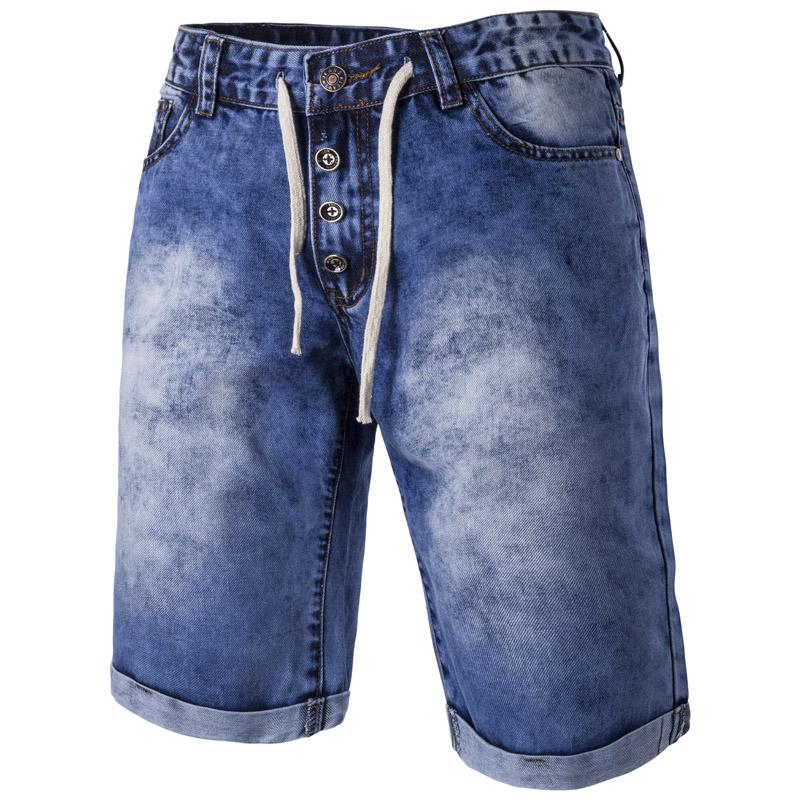 Très 2018 Wholesale Mens Denim Shorts 2017 Summer New Casual Knee  BY87