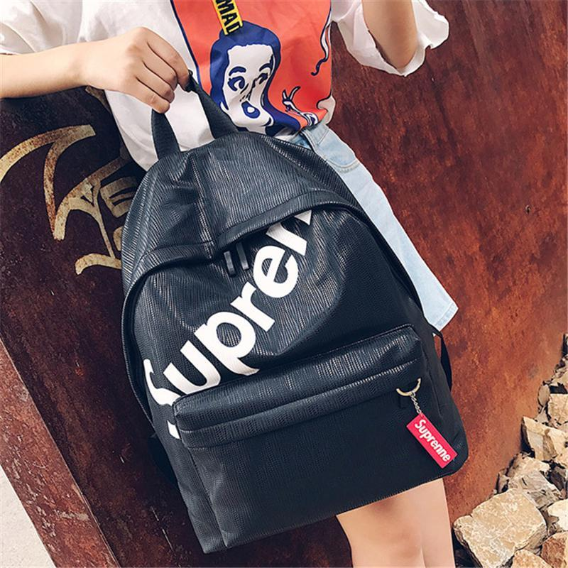New Fashion Student Backpacks For Teenage Girls Preppy Style ... d6731495faa78