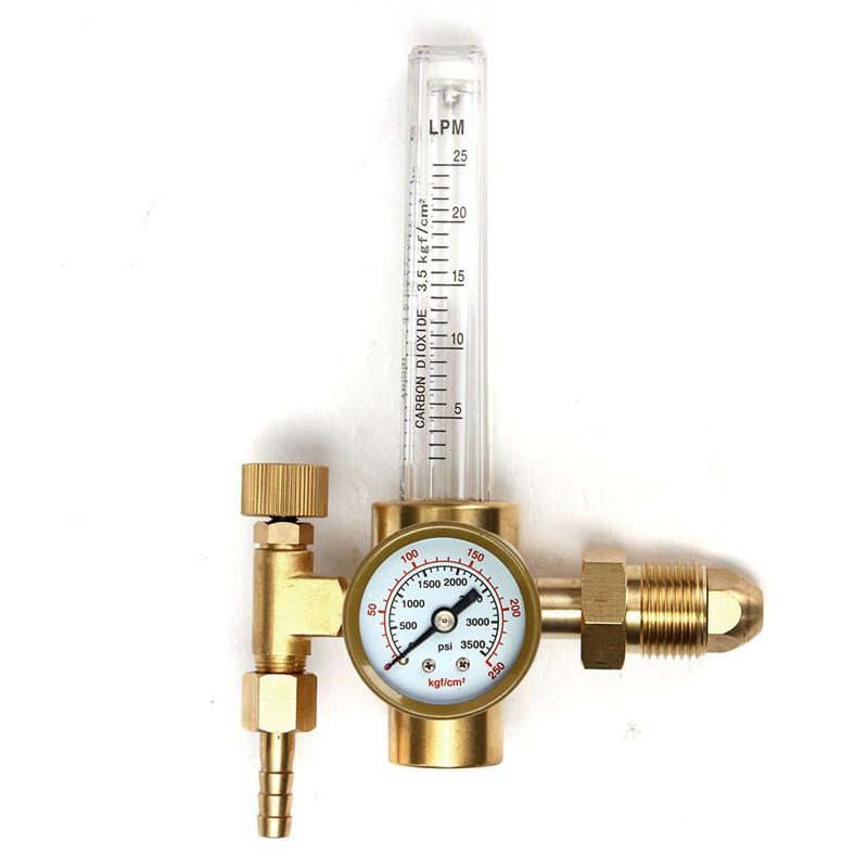 2018 wholesale co2 argon pressure reducer flow meter control valve regulator reduced pressure. Black Bedroom Furniture Sets. Home Design Ideas