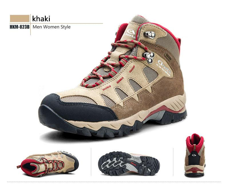 145679532258 2019 Clorts Women Hiking Boots Waterproof Trekking Shoes Suede Outdoor Shoes  Woman Mountain Shoes Hkm 823B  E  F From Sport2017