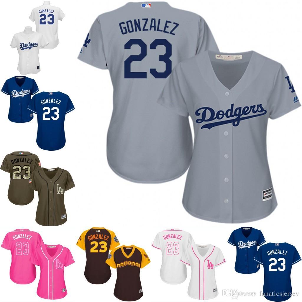 cheap for discount e37ec b2d78 Womens Dodgers Jersey Cheap