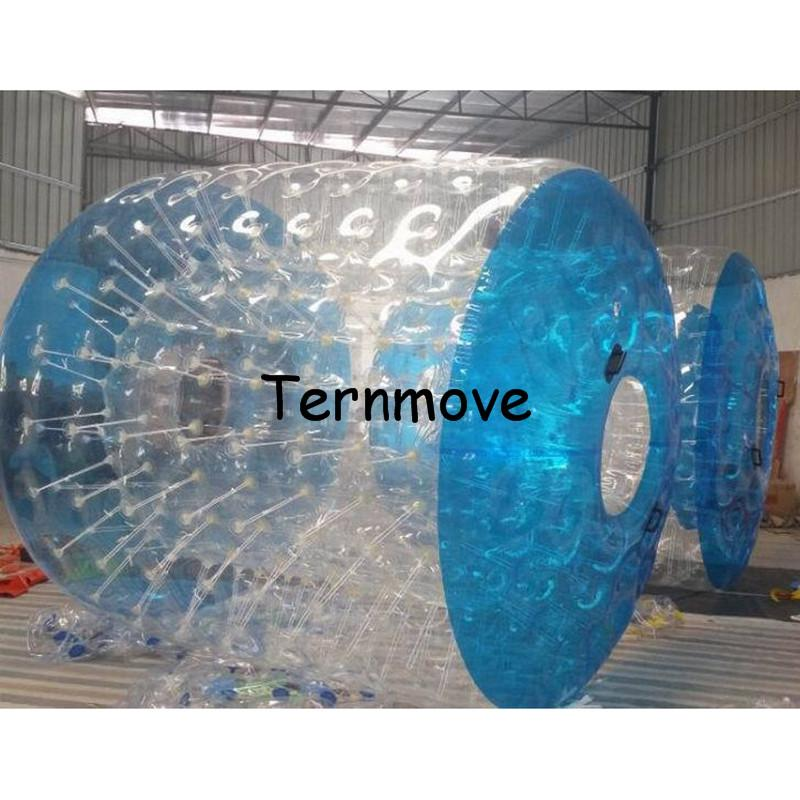 rolling steel ball,swimming pool rolling water roller balls,hot sale inflatable water roller,inflatable water walking roller