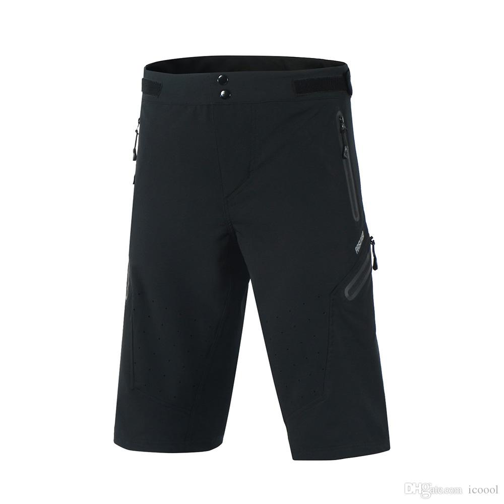 Wholesale Men s Cycling Shorts MTB Mountain Bike Ropa Breathable Loose Fit  For Outdoor Sports Downhill DH MTB Running Bicycle Riding Shorts Cycling  Shorts ... 05445ff36