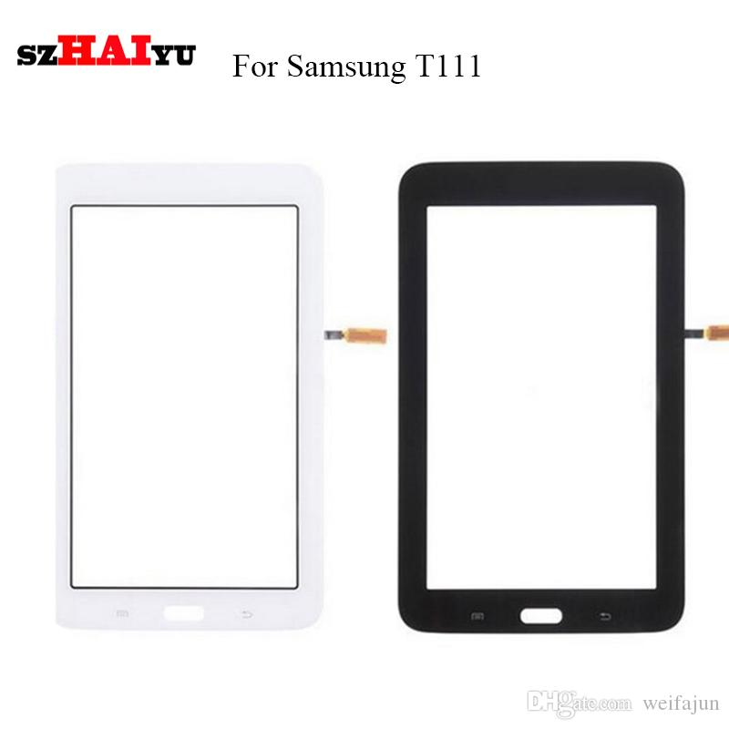 For Samsung Galaxy Tab 3 Lite SM-T111 3G T111 Touch Screen -- Tested Good  Working Black White Sensor Digitizer Assembly Tools