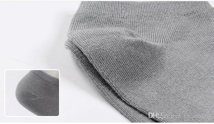 Wholesale Summer Bamboo Socks For Man Fashion Breathable Men Short Socks Casual Business Mens Ankle Socks