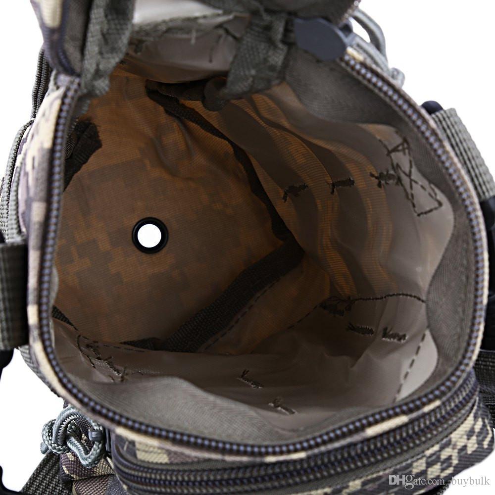 2016 klettertasche molle 600d oxford wasserflasche beutel military pack wasserabweisend außentasche utility 7 farben