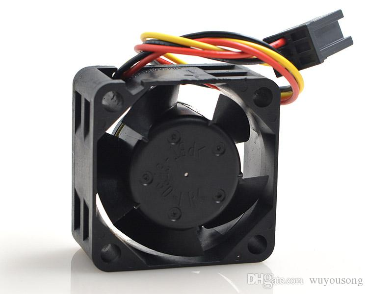Nuovo originale NMB 1608KL-05W-B39 24 V 0.08A 4CM 4020 3Wire FANUC speciale Ventola di raffreddamento cpu dissipatore di calore assiale Ventola di raffreddamento