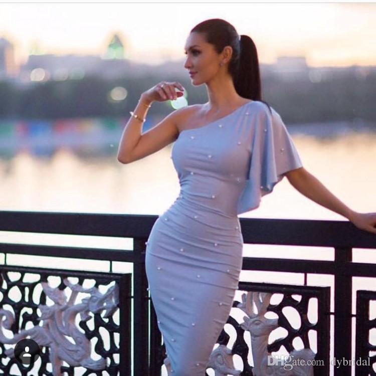 50814e2a26 Prom Dressess Kaftan Dresses Evening Wear 2018 Sexy Cheap Short ...