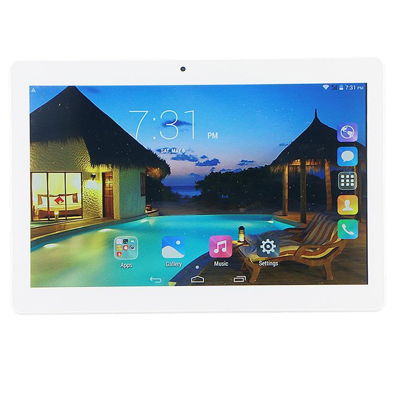 DHL Yüksek kaliteli 10 inç MTK6572 MTK6582 GPS Wifi OTG ile 6.0 android kapasitif dokunmatik ekran çift sim 3G tablet telefon pc 10