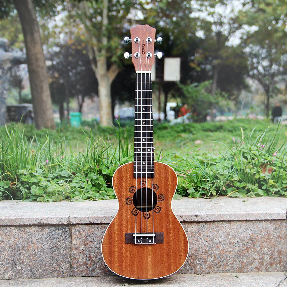 Guitar Parts & Accessories Rosewood 18 Fret Fretboard Fingerboard For 23 Inch Ukulele Hawaii Guitar Parts Hot Sale Sports & Entertainment